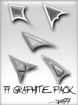 77 graphite