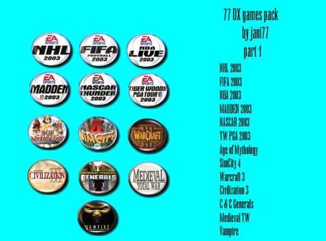 77 gamespack part1