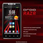 Motorola Droid RAZR Vector