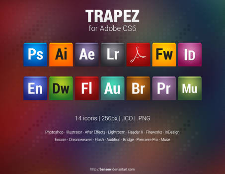 Trapez for Adobe CS6