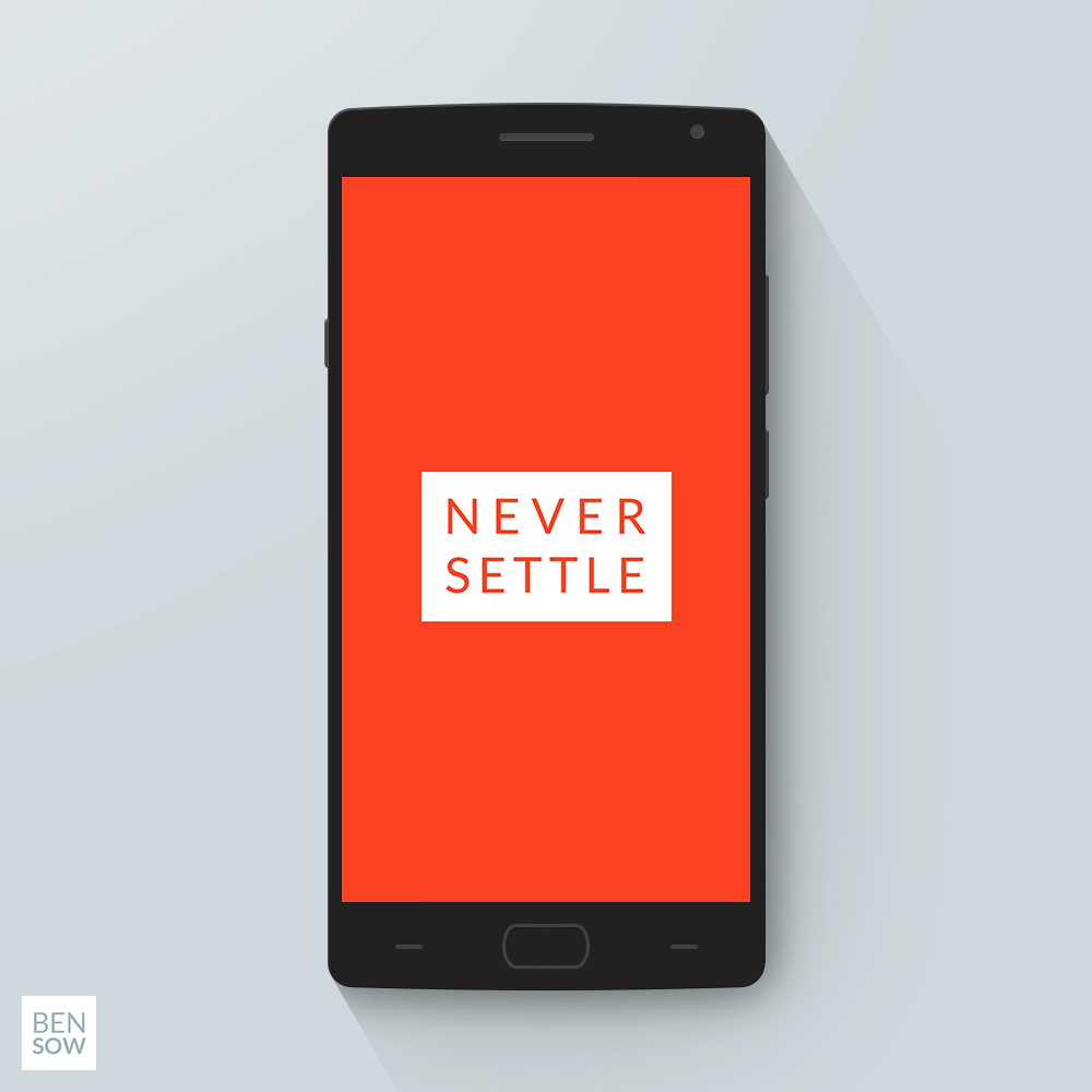 OnePlus 2 PSD Mockup V2 by BenSow