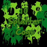 10 Spatter cogs
