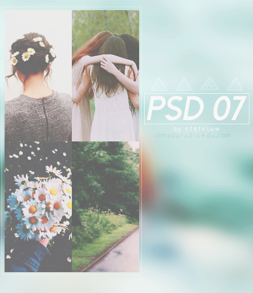 PSD 07 - stefxlaw. by Inmyparadise