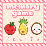 MEMORY GAME - FRUITS by MikeSteps