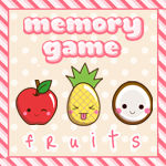 MEMORY GAME - FRUITS