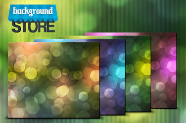 Bokeh Background by BackgroundStore