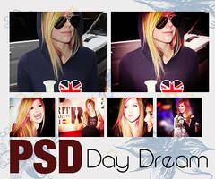 DayDream PSD by LiRvAmIcH