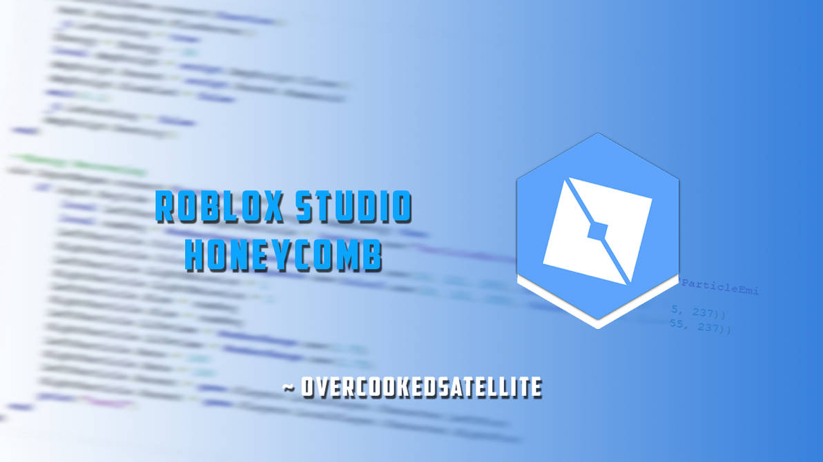 Unofficial] Honeycomb Roblox Studio 1 0 by OvercookedSatellite on
