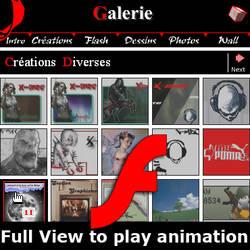 Gallery Full Flash .:V1:. by K-ny