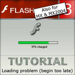 Loading Begin Too Late by K-ny