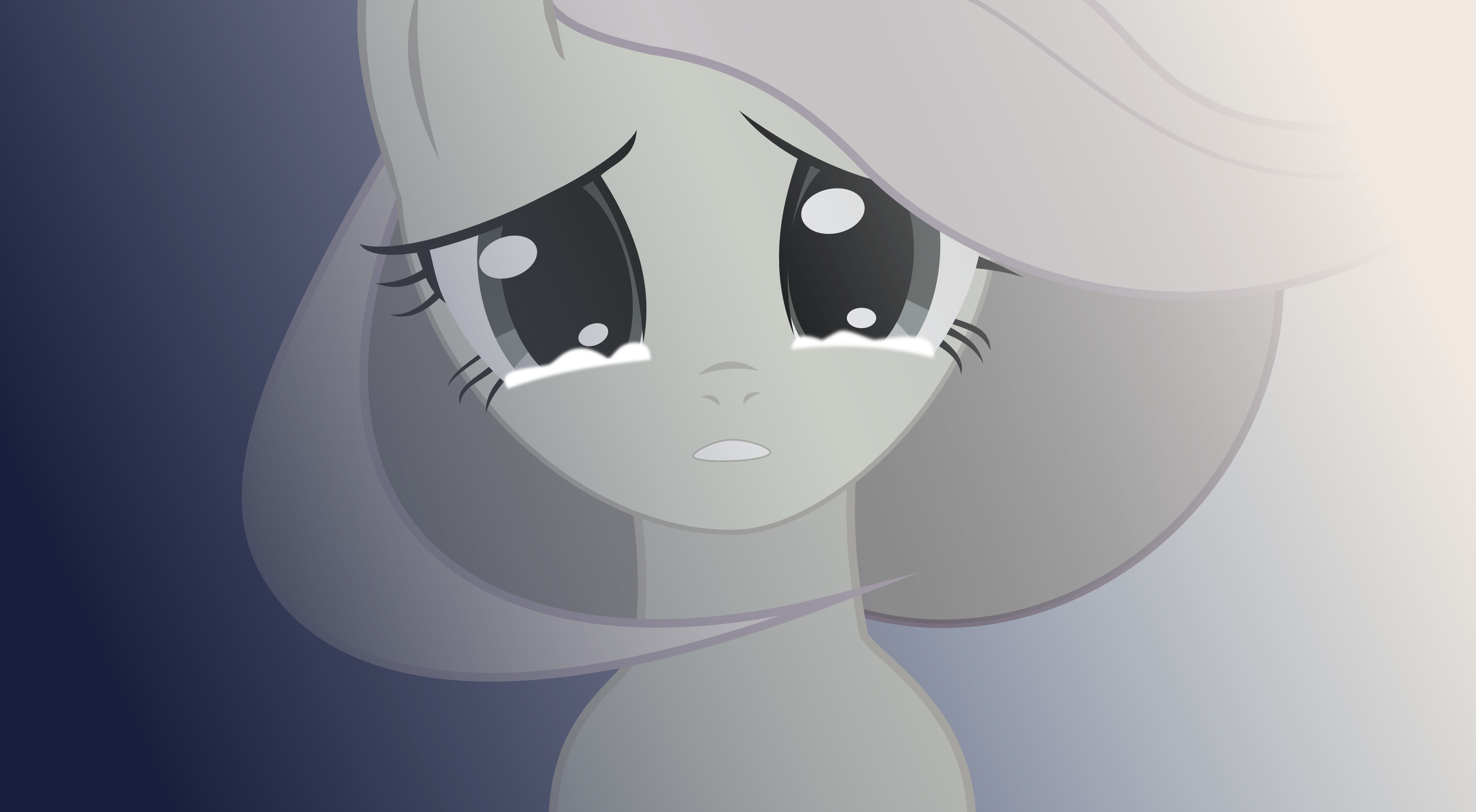 When Fluttershy cry by HakitoCZ on DeviantArt