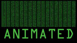 DataMatrix 1366x768 - AnimatedGlitch [HD]