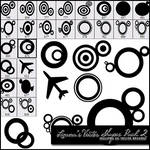 Vector Shapes Brushes 2