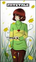 FateTale: Chara's heartbeat .(OWN AU)