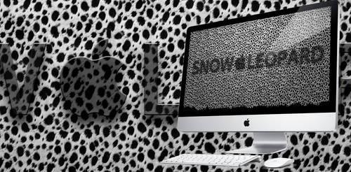 Snow Leo Fur by monkeymagico
