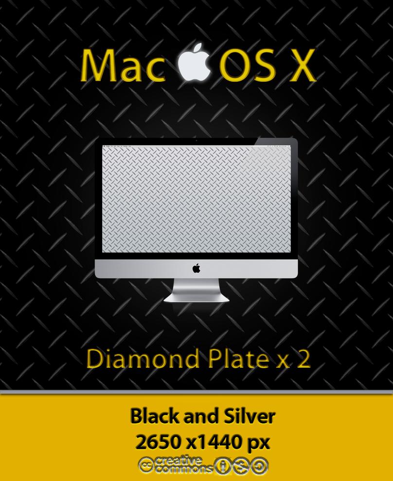Black Diamond Plate Bed Rail Caps