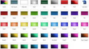 Backgrounds for stamps