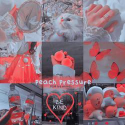 Peach Pressure PSD by Mihai