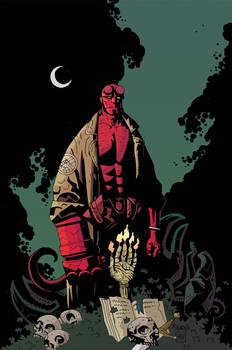 Mignola's Hellboy - Colors