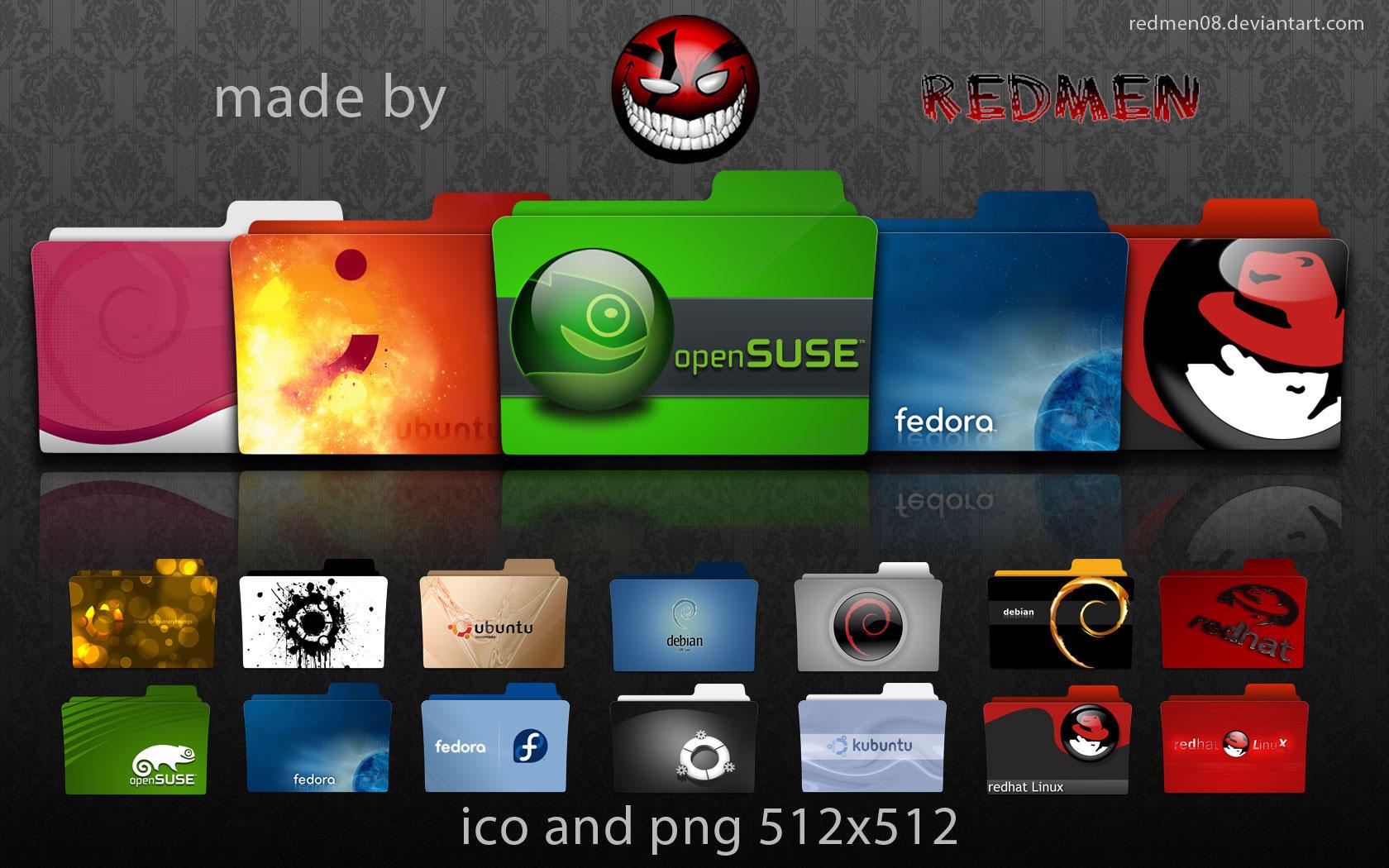 Linux distr part 1 by redmen08