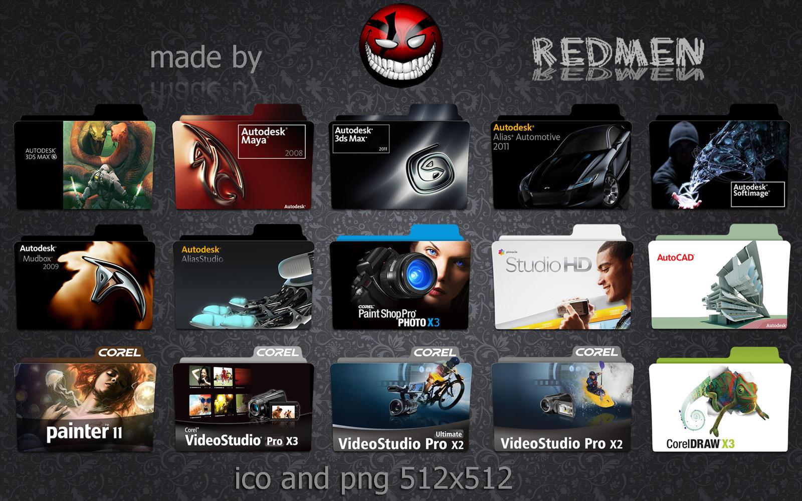 Programm pack 5 by redmen08