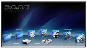 ZoneGrafix IconPack v.01
