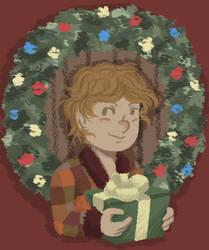 Hobbit-y Present by Arisadono