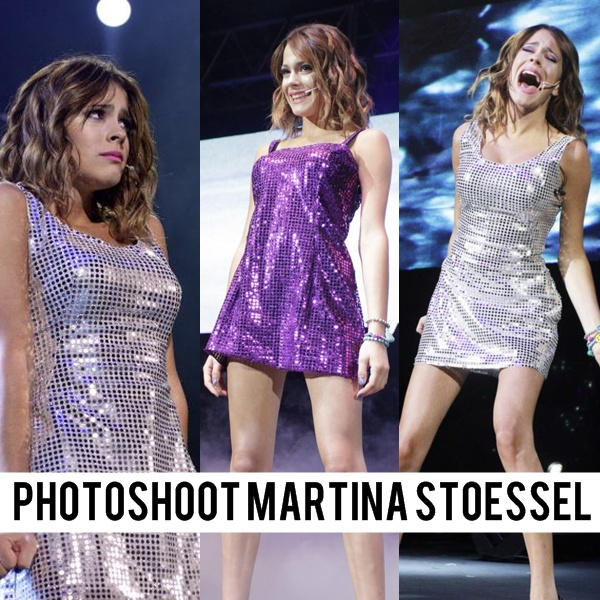 Photoshoot Martina Stoessel by Maguibg
