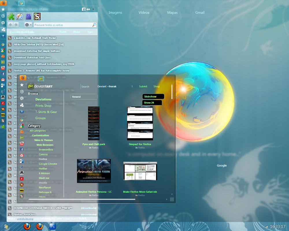 Nightdev chat themes for firefox