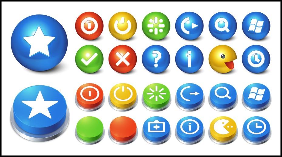 I like buttons 3a