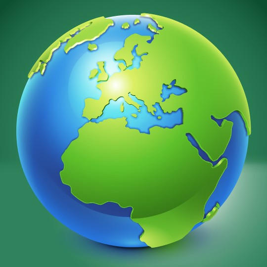 Yet Another Globe V2 by MazeNL77