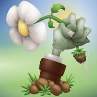 Plants VS Zombies by MazeNL77