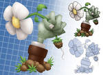 Plants VS Zombies Xara Source