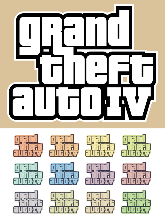 GTA IV Color
