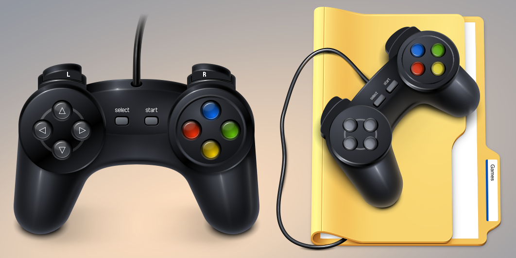Generic Controller 2 by MazeNL77