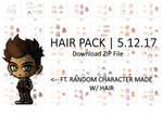 F2U | Hair Pack [5.12.17]