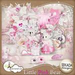 [Share Scrapbooking #5] Little Pink Bear