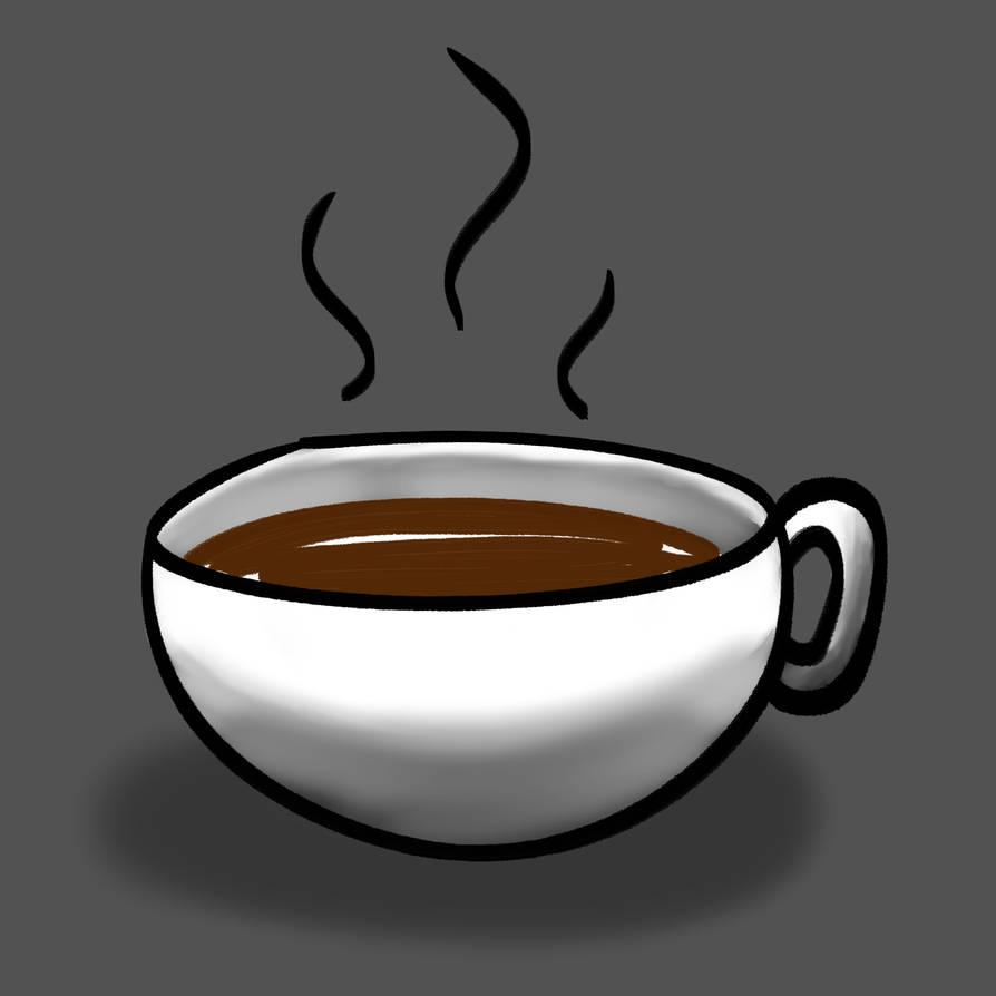 Чашка кофе анимашка гифка знают