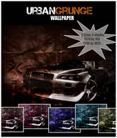 Urban Grunge Wallpaper pack by SoftPurple