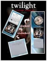 TWILIGHT sidebar gadgets by SoftPurple