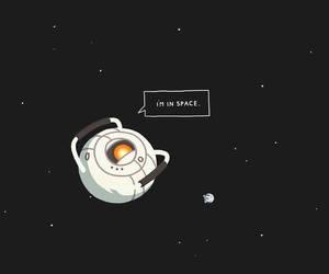 In Space by AnnekaTran