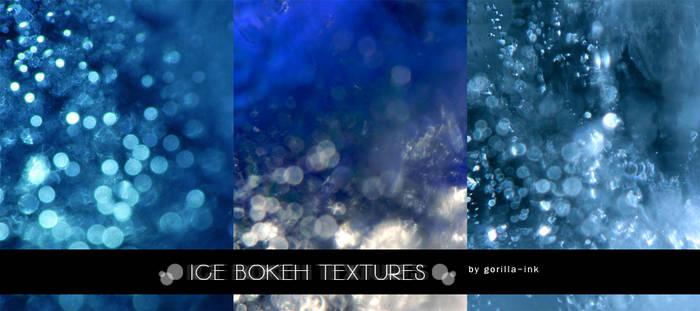Ice Bokeh Texture