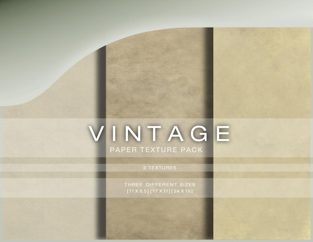 FREE Vintage Paper Texture Pack By GoRillA INK