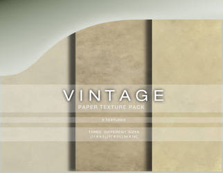 FREE Vintage Paper Texture Pack by goRillA-iNK