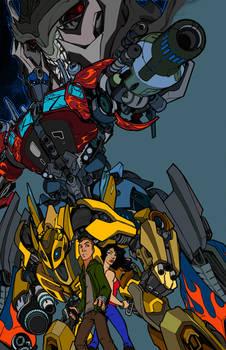 Transformers Flats