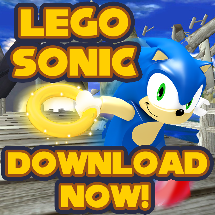 Lego Sonic Release V1 By Jaysonjeanchannel On Deviantart