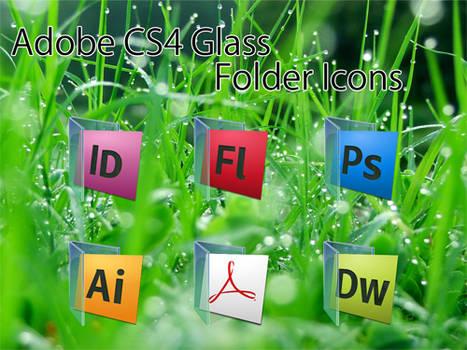 Adobe CS4 Glass Folder