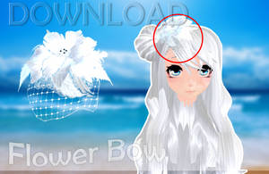 MMD TERA - Flower Bow - [DOWNLOAD][DL] by Milionna