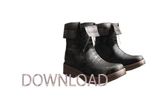 Resident Evil Revelations 2 - Boots - [DOWNLOAD] by Milionna