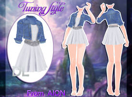 MMD AION - Tuning style - [DOWNLOAD][DL] by Milionna